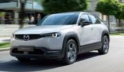 """Mazda s'explique sur la """"petite"""" batterie du MX-30"""