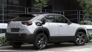 Pour Mazda, la petite batterie de son MX-30 est un choix délibéré