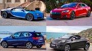 12 voitures qui ont marqué la décennie 2010-2019, pour le meilleur… et le pire