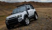 10 étoiles pour 2020 : Land Rover Defender
