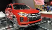 Le prix du Mitsubishi ASX restylé (2020)
