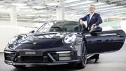 Porsche 911 Belgian Legend Edition : hommage à Jacky Ickx