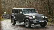 Essai Jeep Wrangler Unlimited JL Overland 2.2