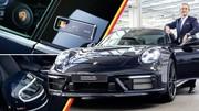 Une Porsche 911 rend hommage à Jacky Ickx