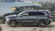 Les prix du Mercedes GLS 2020 dévoilés
