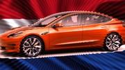 Résultats industriels Tesla 2019'Q4: nouveau record et objectif tenu