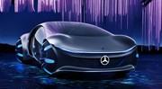 CES 2020 : Mercedes présente le concept Vision AVTR