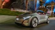 CES 2020 : une mise à jour pour le concept Audi AI:ME