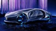 CES 2020 : Mercedes dévoile le concept AVTR