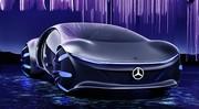 Mercedes Vision AVTR : une certaine idée du futur au CES de Las Vegas