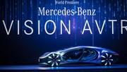 Mercedes Vision AVTR : en direct de Pandora