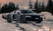 Essai Audi R8 V10 Performance Quattro