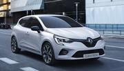 Renault Clio E-Tech Hybrid (2020) : la version 1.6 hybride dévoilée