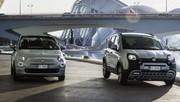 Hybridation légère pour les Fiat 500 et Panda Hybrid