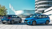 BMW X1 & X2 : disponibles en xDrive25e PHEV