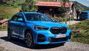 BMW X1 et X2 en version xDrive25e