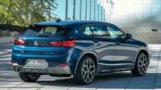 BMW lance le X2 hybride rechargeable