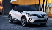 Renault Captur E-Tech : une version hybride rechargeable pour le best-seller