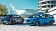 BMW X2 hybride rechargeable : infos et photos officielles