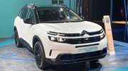 Citroën C5 Aircross Hybrid : confort silencieux