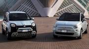 Les Fiat 500 et Panda passent à l'hybride !