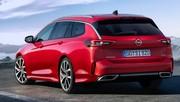 Opel Insignia GSI : mieux équipée… mais moins puissante