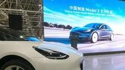 Tesla produira dès 2021 dans sa méga usine d'Allemagne