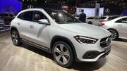 Mercedes GLA 2 : Classe B SUV