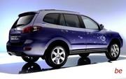 Hyundai Santa Fe Blue Hybrid : Dans l'air du temps