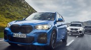 Les BMW X1 et X2 xDrive25e présentent leur autonomie