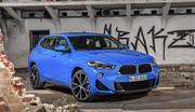 Le BMW X2 devient hybride rechargeable