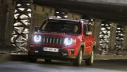 Notre essai du Jeep Renegade 1.0 turbo 120 ch