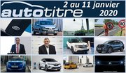 Résumé Auto Titre du 2 au 11 janvier 2020