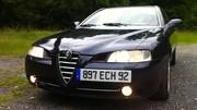 Marche arrière : L'Alfa Romeo 166 3.2 V6
