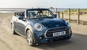 Mini Cabrio : une version Sidewalk très chic pour 2020
