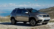 Dacia Duster ECO-G : la nouvelle version GPL