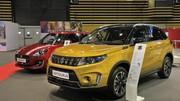 Suzuki présente un hybride 48V pour ses Vitara, S-Cross et Swift Sport