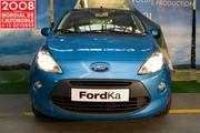 Nouvelle Ford Ka : Des tarifs concurrentiels !
