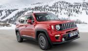 Jeep : édition Quiksilver pour le Renegade