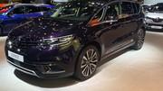 Renault Espace restylé : plus techno