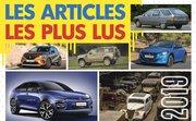 Les articles et vidéos les plus vus sur L'argus.fr en 2019