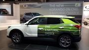SsangYong fait rimer SUV et CNG pour moins de 18.000 €