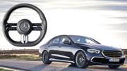 Le volant des futures Mercedes se dévoile