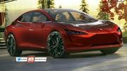 Future Tesla Model S (2023) : premières indiscrétions