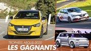 Trophées Argus 2020 : voici les gagnants
