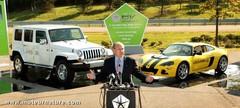 Pour l'électrique, Chrysler enfonce l'accélérateur : 3 nouveautés d'un coup