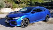 Essai Honda Civic Diesel BVA9 : Tout en sobriété !