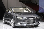 Audi A1 Sportback : le strip tease
