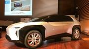 Subaru dévoile un avant-goût de son SUV électrique