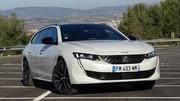 Essai Peugeot 508 SW Hybrid 225 ch : plus économique que dynamique